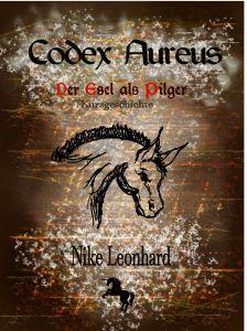 Buchcover Codex Aureus - Der Esel als Pilger